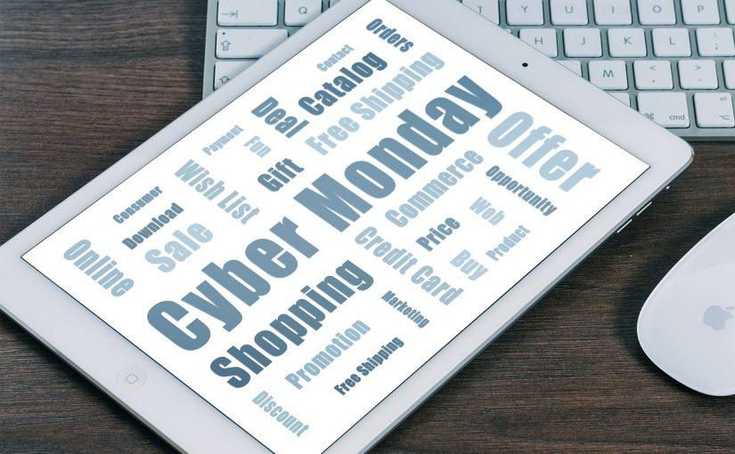 Køb de bedste mærker til Cyber Monday